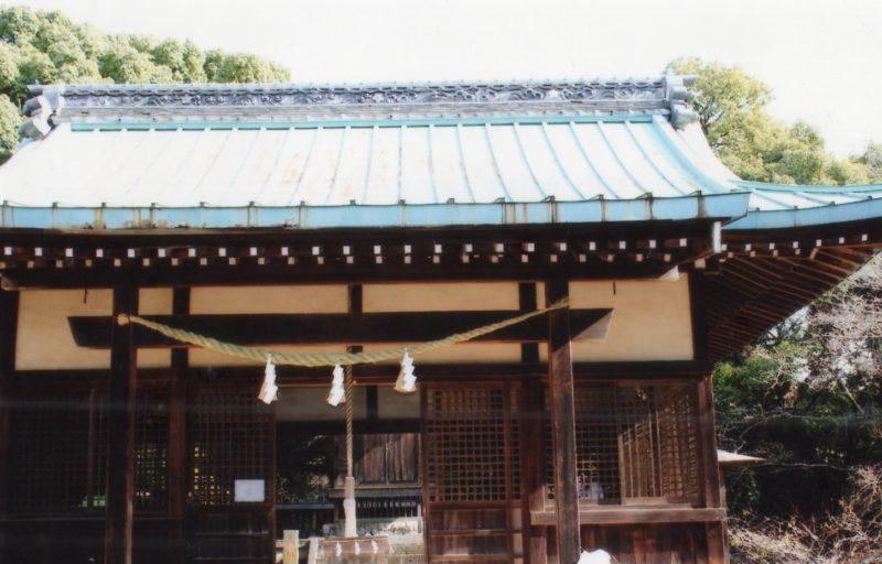 新南陽護国神社
